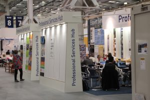 Green home show professional services hub