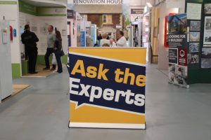 Green home show: ask the experts