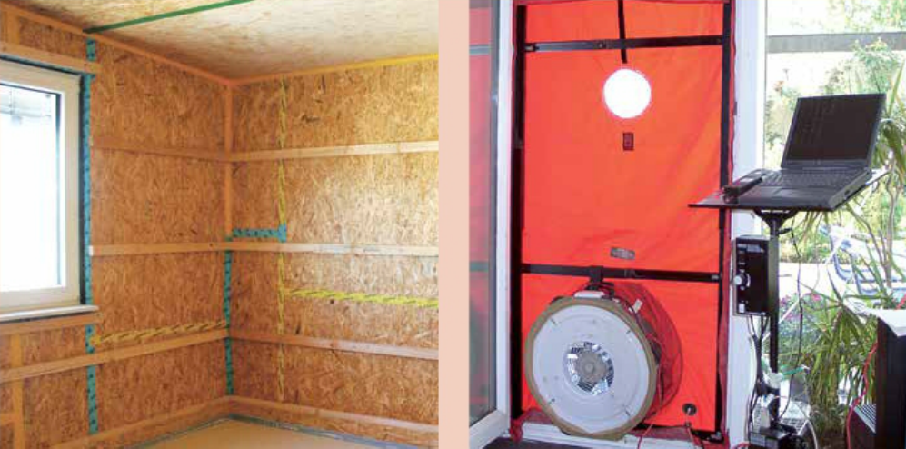 energy efficiency: air tightness