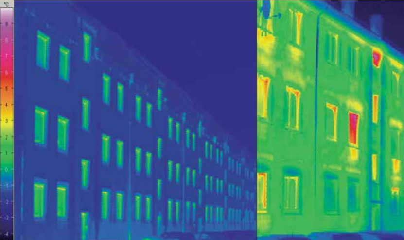 Energy Efficiency: flats. Credit: Passivhaus Institut