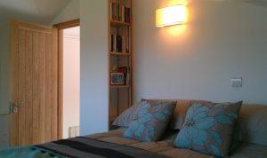 Totnes Passivhaus: Guest Room
