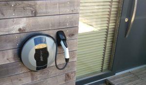 Totnes Passivhaus: Electric Car Charging Point